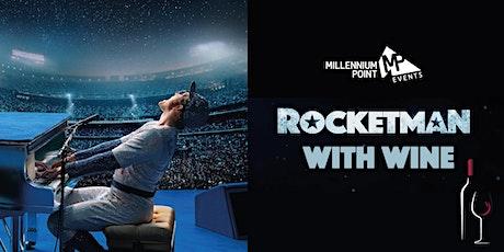 Millennium Point Presents... Rocketman (2019) with Wine tickets