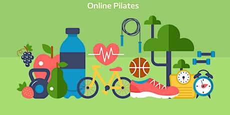 Online Pilates tickets