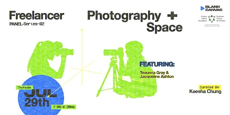 Freelancer Panel Series - Photography & Space tickets