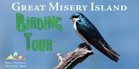 Misery Island Birding Tour with Chris Leahy tickets