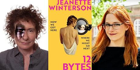 Jeanette Winterson: 12 Bytes tickets
