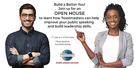 Free Speaking Help - Open House Event - Gloucester Speakers tickets