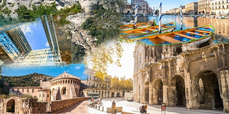 Voyage Montpellier & sud France TGV, hôtel 3* - plusieurs dates billets