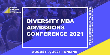 19th Annual Diversity MBA Admissions Conference tickets