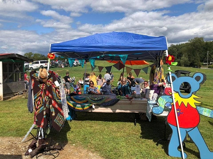 Uncle Shoehorn's Funky Corn Fest on the Wright Family Farm image