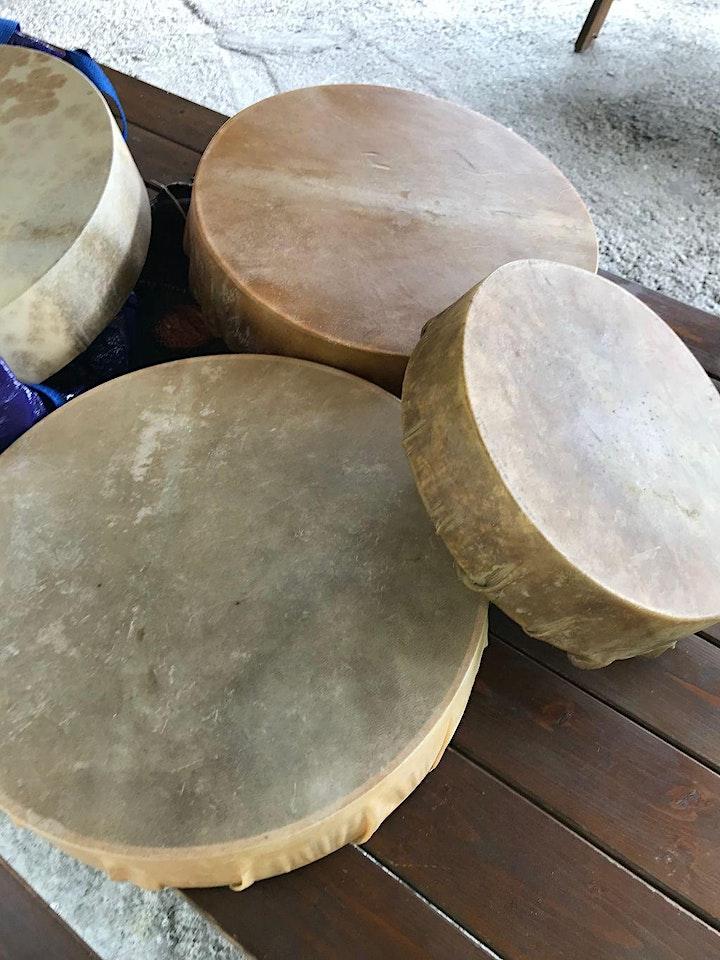 Immagine L'arte del Tamburo Sciamanico: costruiamo insieme il tamburo