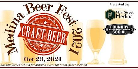 2021 Medina Beer Fest tickets