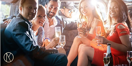 Limousines' Champagne night (next to London eye) tickets