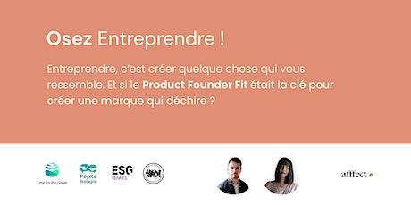 Osez Entreprendre ! billets