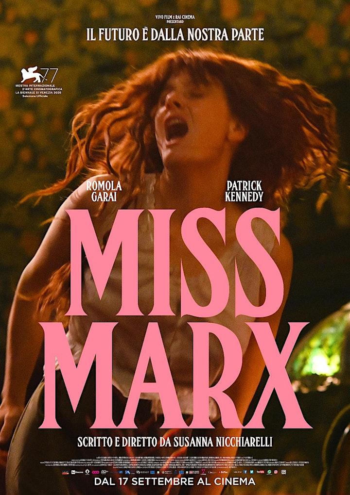 """Immagine Lecco Film Fest: """"Miss Marx"""" di Susanna Nicchiarelli"""