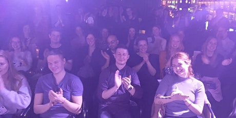 English Stand Up - Propaganda Comedy - New in Town Showcase #8 (w/ shots) tickets
