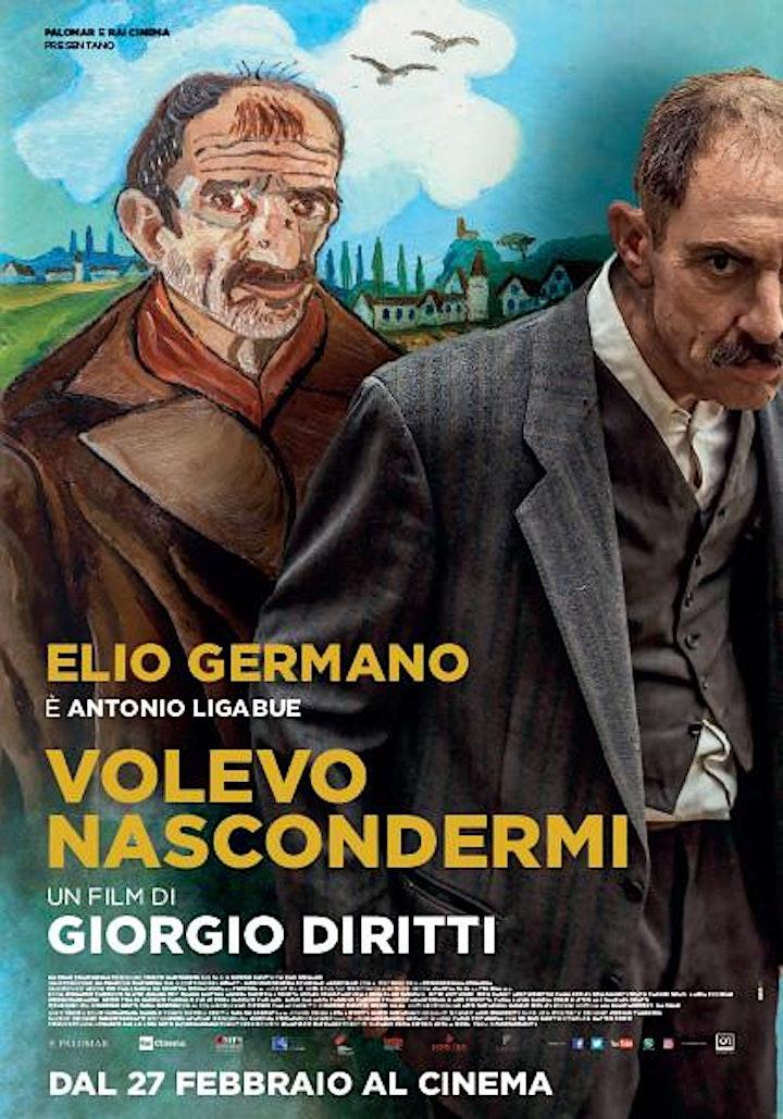 """Immagine Lecco Film Fest: """"Volevo nascondermi"""" di Giorgio Diritti"""