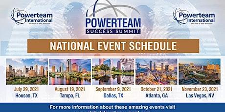 Global Elevation Success Summit Houston tickets