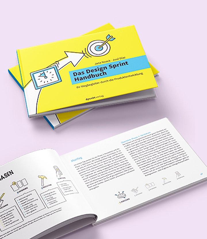 Hands-On: Design Sprint Training including Prototype: Bild