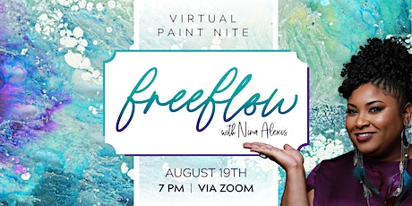 The Freeflow Experience with Nina Alexis tickets