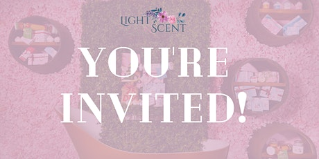 Light and Scent event tickets