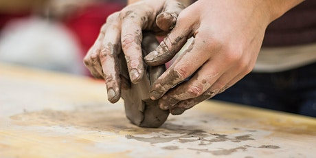 Pottery for Beginners - Tuesday, 7pm - 9pm tickets
