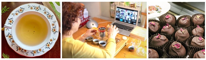 TEA & CHOCOLATE:  A Virtual Tasting Special Event image