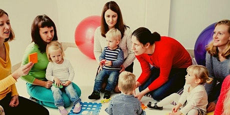 Baby Rhyme Time  (0-12 months) - Friday 6th August - 10:00 - 11:00 tickets