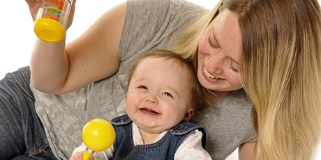 Musical Mama  Baby Sensory and Music Sessions (newborn - 18 months old) tickets