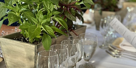 Supper Club Salem: Plant Based Supper Club presented by The Field Alchemist tickets