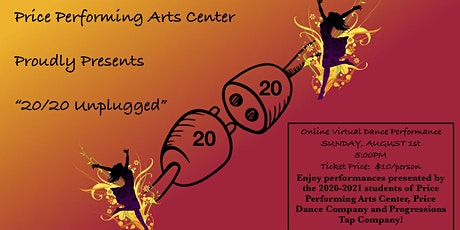 """Price Performing Arts Center Proudly Presents """"20/20 Unplugged"""" tickets"""