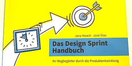 Design Sprint Training inklusive Das Design Sprint Handbuch Tickets