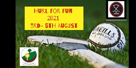 Hurl For Fun 2021 - 3 Day Hurling & Camogie Camp in Killeigh GAA tickets