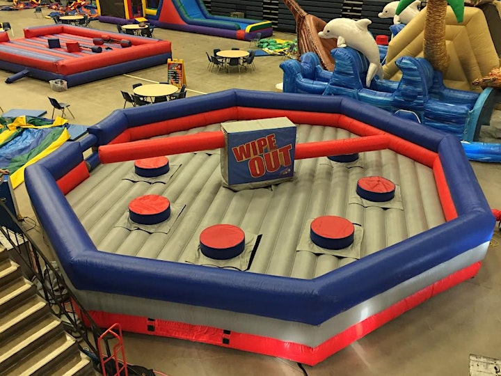 Inflatable Madness (must be aged between 11-18) image