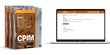 APICS.sg New CPIM Part-1 master instructor-led training (BSCM) tickets