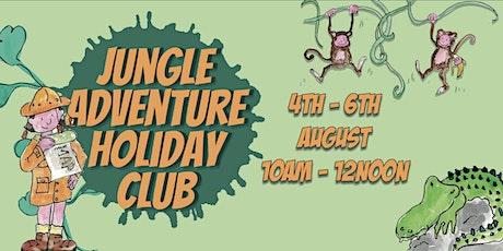 Jungle Adventure Holiday Club tickets
