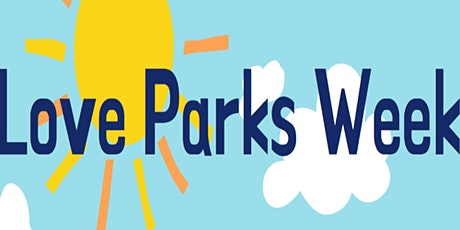 Love Parks Week -Bird Watching and Pond Dipping- Forest School Circle tickets