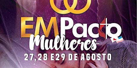 EMPACTO DE MULHERES - METODISTA CENTRAL EM CARIACICA ingressos