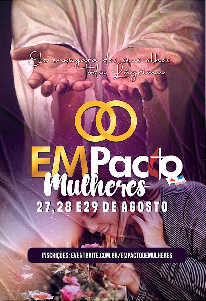 Imagem do evento EMPACTO DE MULHERES - METODISTA CENTRAL EM CARIACICA