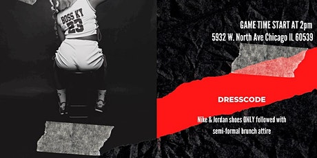 Ky's 23rd Sneaker Brunch tickets