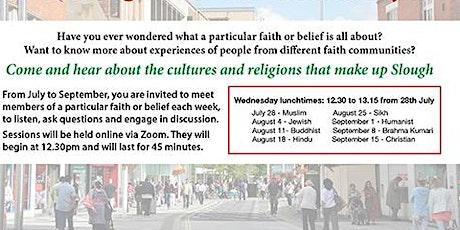 Meet the Community (Hindu) tickets