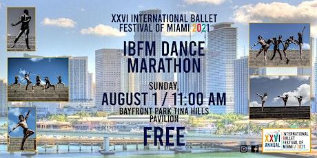International Ballet Festival of Miami  / Dance Marathon tickets