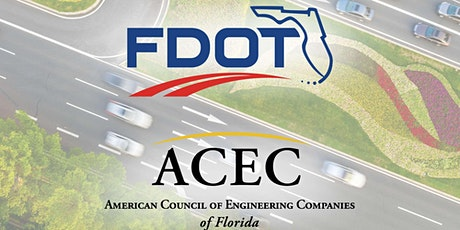 FDOT District 2/ACEC-FL Meeting tickets