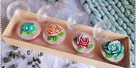 Mini Agar Cupcake Class tickets