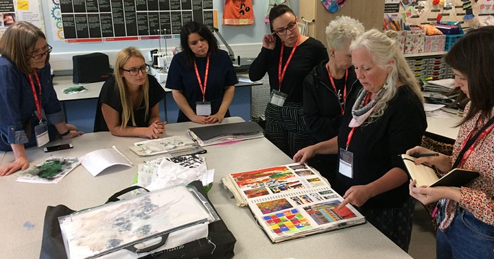 Surface Textile Skills (Manchester) image