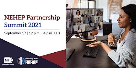 2021 NEHEP Partnership Summit tickets
