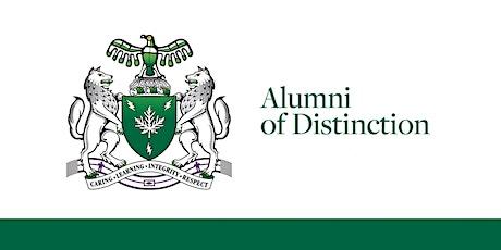 Algonquin College 2021 Alumni of Distinction Awards tickets