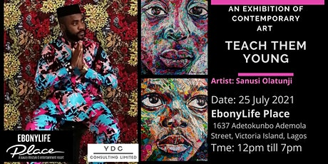 Teach Them Young Art Exhibition tickets