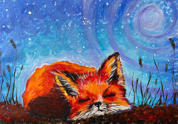 Easely Does It - Sleeping Fox- with Maria + 14 day recording image