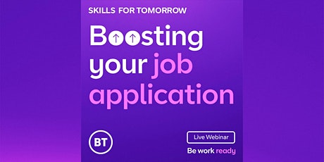Boosting your job application tickets