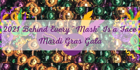 """Behind Every """"Mask"""" is a Face: Virtual Mardi Gras Lupus Gala tickets"""