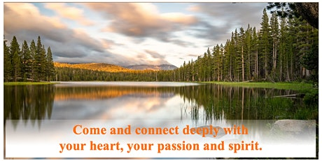 Heart of the Matter Meditation offered on Zoom tickets