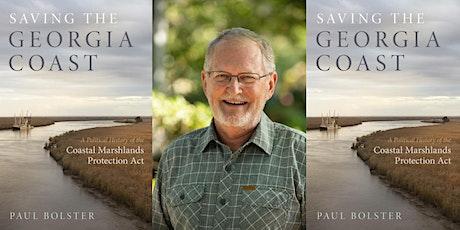 Saving the Georgia Coast with Paul Bolster biglietti