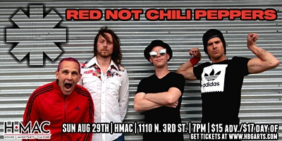Red Not Chili Peppers (a tribute to Red Hot Chili Peppers)
