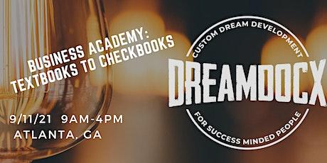 DreamDocX Business Academy Atlanta tickets